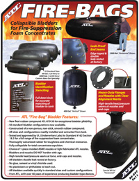 Aero Tec Laboratories Fire Bags Fire Protection