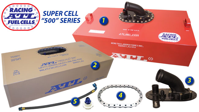 "ATL Super Cell ""300"" Series"