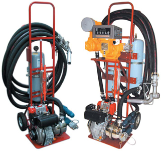 "ATL ""TWO-BY-TWO""™ RAPID-DELIVERY FUEL PUMP SYSTEM"